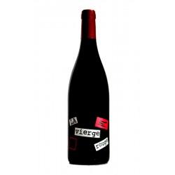 La vierge rouge 2016 - Yoyo & Jean-François Nicq - vin naturel