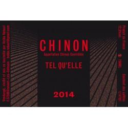 Tel Qu'elle 2014 - Helda Rabaut - Chinon