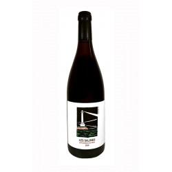 Les Salines 2016 - Eric Pfefferling et Brice Bolognini - AOP Costières de Nîmes - vin naturel
