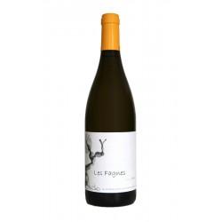 Les Fagnes blanc 2016 - Sylvain Boutée - Clos des Boutes - IGP Gard - vin bio