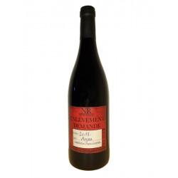 Elèvement démandé 2015 - Nicolas Reau - Anjou Rouge - vin naturel