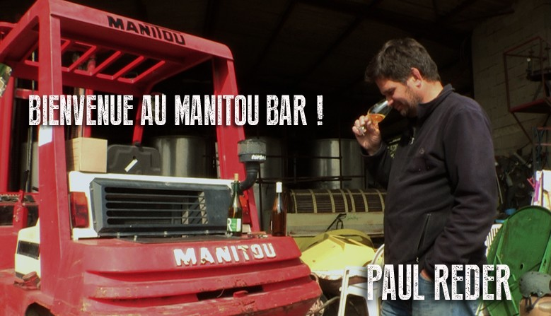 Les vins de Paul Reder, Hautes Terres de Combrousse