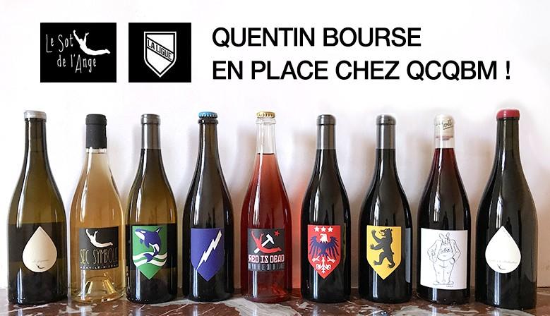 Quentin Bourse chez QCQBM