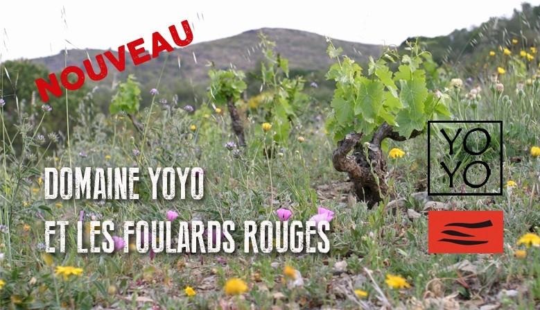 Les vins de Yoyo et jeanfrançois Niqc chez qcqbm !
