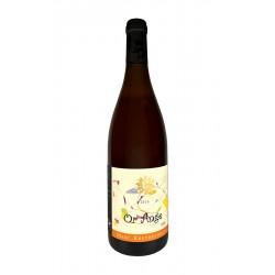 Or Ange 2016 - Marc Kreydenweiss - vin orange - blanc de macération - biodynamie - biodyvin