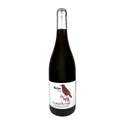 Bran 2015 - Antonin Azzoni - Le Raisin et l'Ange - vin naturel