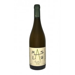 Mélina 2016 - Laurent Bagnol - Mas Lau - ICP Coteaux du Pont du Gard - Grenache blanc - vin naturel