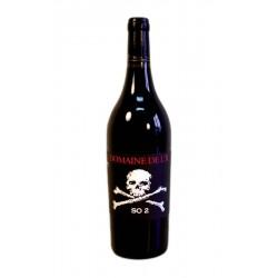 SO2 2017 - Frédéric Sigonneau - Domaine de l'R - sans soufre ajouté - vin naturel