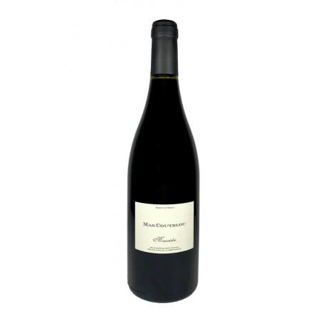 Mourvèdre 2016 - Jeff Coutelou - Mas Coutelou - vin naturel