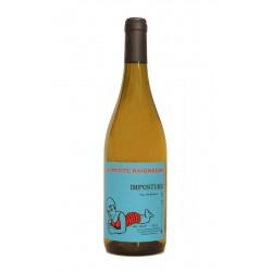 Imposture 2017 - Philippe Wies - La Petite Baigneuse - Blanc de Grenache noir - vin naturel