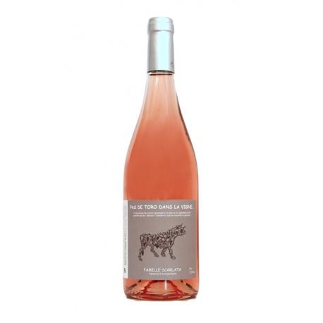 Pas de Toro dans la vigne 2017 - Renaud Scarlata - vin naturel