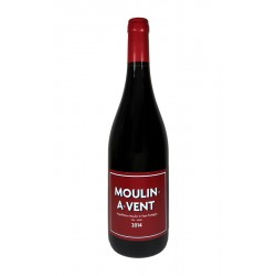 Moulin à Vent 2014 - Olivier Fallecker - Beaujolais - vin naturel