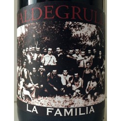 La Famillia - Frederic SIgonneau - Valedegrulla (Domaine de l'R) - Chinon 2014 - vin naturel