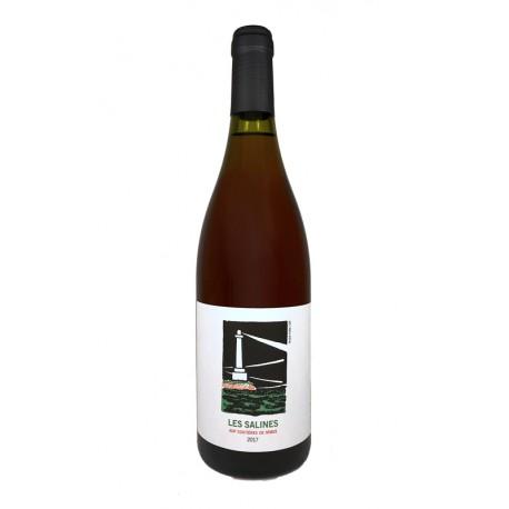 Les Salines 2017 - Eric Pfefferling et Brice Bolognini - AOP Costières de Nîmes - vin naturel