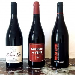 Coffret Don Quichotte - Moulin-à-vent - Beaujolais- Gamay