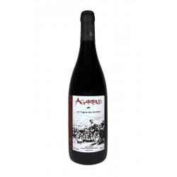 La vigne du facteur 2017 - Serge Scherrer - Agarrus - IGP Cévennes - vin naturel