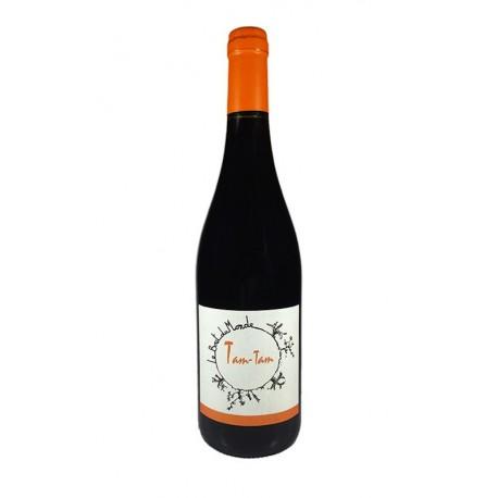 Tam-Tam 2016 - Edouard Laffitte - Domaine du Bout du Monde - Syrah - Côtes du Roussillon - vin naturel
