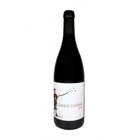 Sabbra Cadabra 2017- Sylvain Boutée - Costières de Nîmes - vin naturel