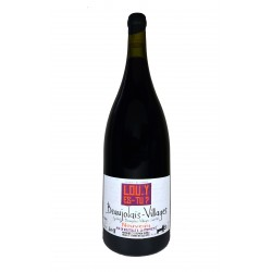 Magnum - Beaujolais Nouveau - Lou. Y es-tu ? 2018 - Mathilde & Stephen Durieu - Beaujolais-Villages - vin naturel