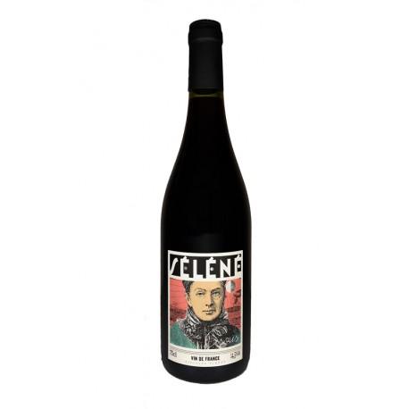 Gisous 2017 - Sylvère Trichard - Séléné - Beaujolais - Gamay - vin naturel
