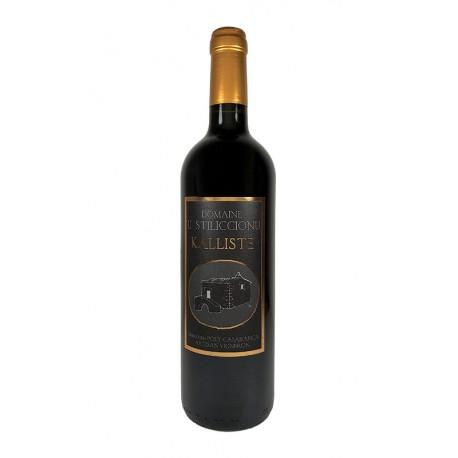 Kalliste 2015 - Sébastien Poly - U Stiliccionu - Corse - vin naturel