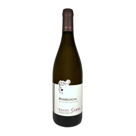 Bourgogne blanc 2017 - Fanny Sabre - Vin naturel