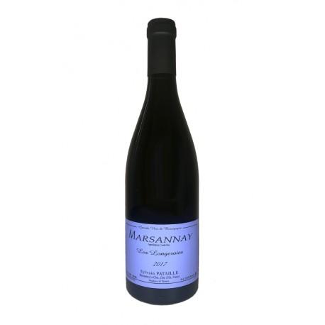 Marsannay Les Longeroies 2017 - Sylvain Pataille - vin naturel