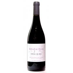 Prise de bec 2014 - Jacques de Chancel - Domaine de l'Ausseil - Côtes du Roussillon Villages - vin naturel