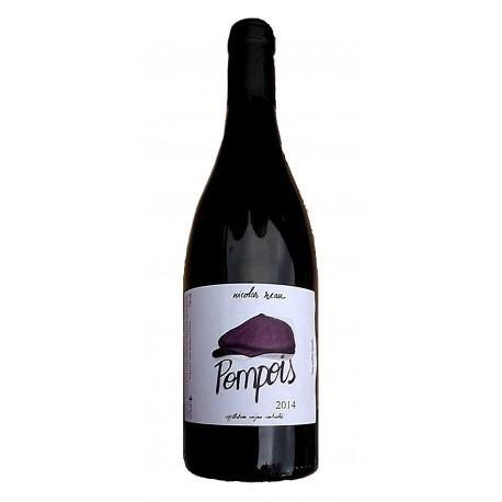 Pompois 2014 - Nicolas Reau-vin-naturel-Anjou-Cabernet Franc
