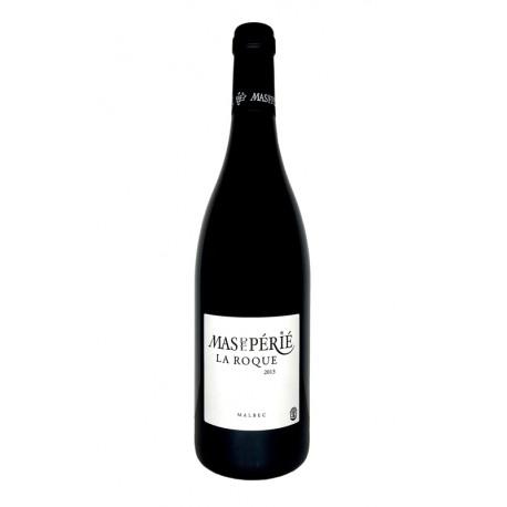 La Roque 2013 - Fabien Jouves - Mas Del Périé - biodynamie - Demeter - Cahors - vin naturel