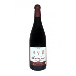 Pinot Noir 2017 - Thomas Finot - Domaine Finot - vin naturel
