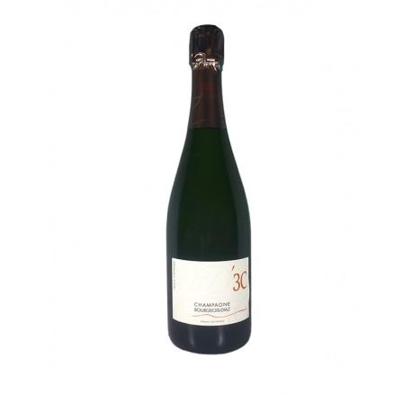 '3C - Jérôme Bourgeois - Champagne Bourgeois-Diaz - biodynamie - zéro dosage - Demeter