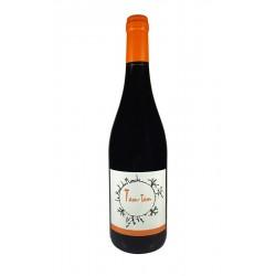 Tam-Tam 2018 - Edouard Laffitte - Domaine du Bout du Monde - Syrah - Côtes du Roussillon - vin naturel