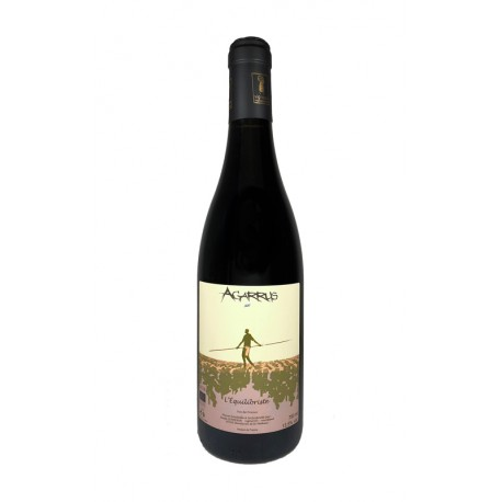 L'équilibriste 2016 - Serge Scherrer - Agarrus - Syrah - vin naturel