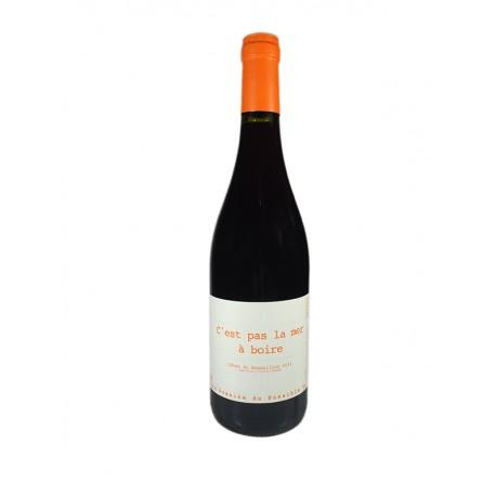 C'est pas la mer à boire 2017 - Loïc Roure - Roussillon - vin naturel