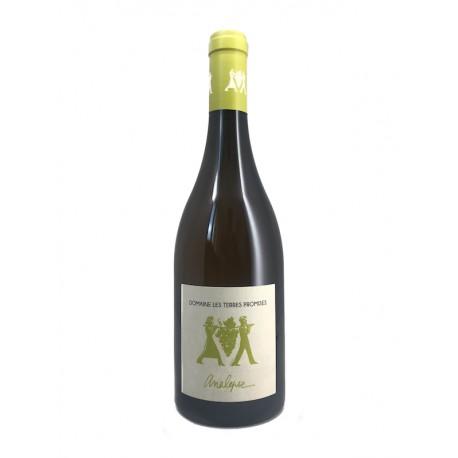 Analepse 2018 - Jean Christophe Comor - Les Terres Promises - Sainte Baume - macération de Carignan blanc - vin vivant