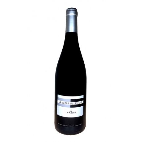 Le Claux 2015 - La Roche Buissière - Laurence & Antoine Joly - Côtes du Rhône - vin naturel