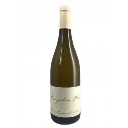 Xavier Benier - Beaujolais Blanc 2016 - vin naturel - Chardonnay