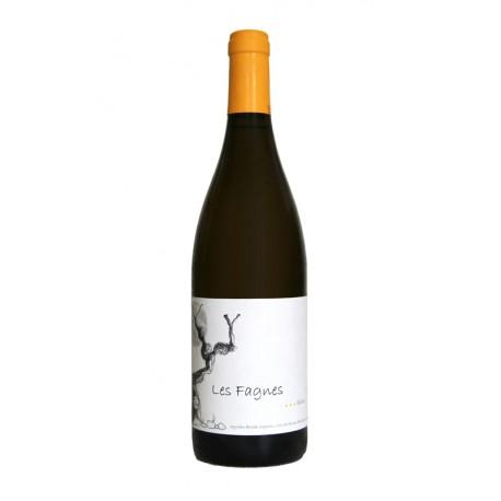 Les Fagnes blanc 2019 - Sylvain Boutée - Clos des Boutes - IGP Gard - vin bio
