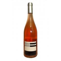 Rosé AOP Côtes-du-Rhône 2018 - Laurence & Antoine Joly - La Roche Buissière - rosé nature - vin vivant - levures indigènes - san