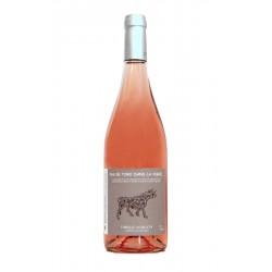 Pas de Toro dans la vigne 2019 - Renaud Scarlata - rosé de carignan et cinsault en pressurage direct- vin naturel