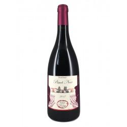 Pinot Noir 2017 - Aymeryc et Marceline Beaufort - Ocre Rouge - vin naturel