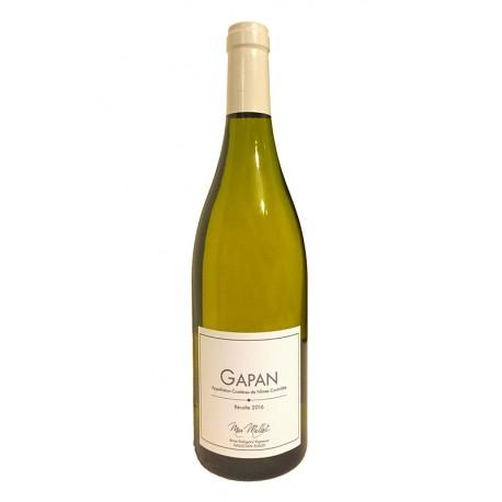 Gapan 2018 - Brice Bolognini - Mas Mellet - Costières de Nîmes - vin naturel