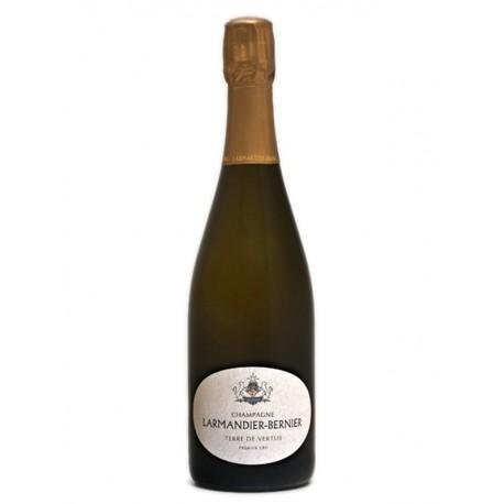 Champagne Terre de Vertus Non Dosé Premier Cru 2011 - Sophie & Pierre Larmandier - Champagne Larmandier-Bernier - Champagne d'au
