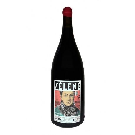 Magnum - Gisous 2019 - Sylvère Trichard - Séléné - Beaujolais - Gamay - vin naturel