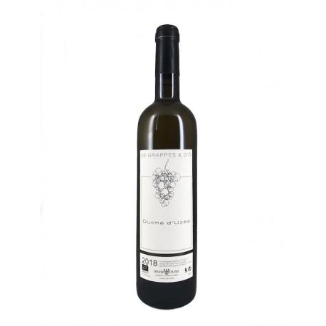 Duché d'Uzès blanc 2018 - Rémi Curtil - Domaine de Grappes et d'Ô - vin naturel