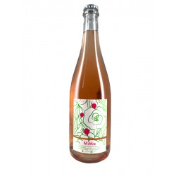 Mima 2019 - Rémi Curtil - Domaine de Grappes et d'Ô - Pétillant naturel - vin naturel