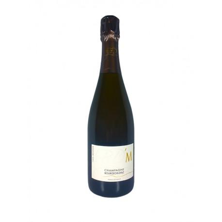 'M - Jérôme Bourgeois - Champagne Bourgeois-Diaz - Pinot Meunier - non dosé - Biodynamie - Demeter