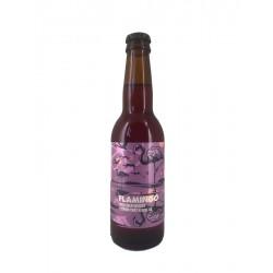 Flamingo - Hoppy Road - Berliner Weisse citron vert hibiscus - bière artisanale