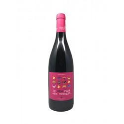 Tu vin plus aux soirées... - Fabien Jouves - Malbec & Merlot en biodynamie - vin naturel